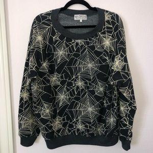 Black Widow Sommers Sweatshirt size L